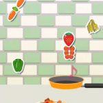 ミニゲーム「キャッチ de Cooking!」