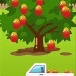 ミニゲーム「ぽいぽいマンゴー」