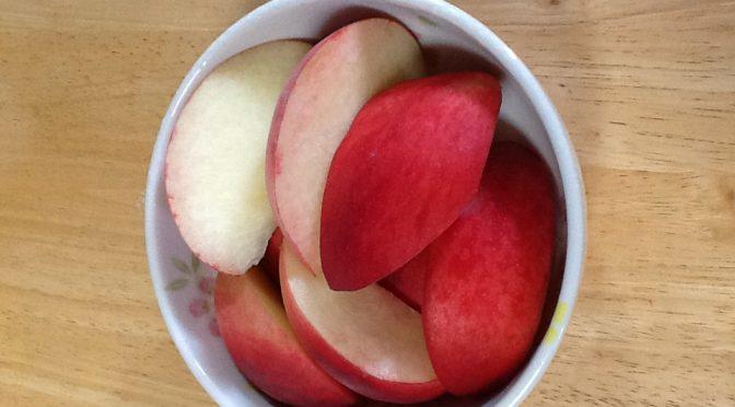 よもぎた(蓬田)果樹園 (桃)の感想1 2017年6月